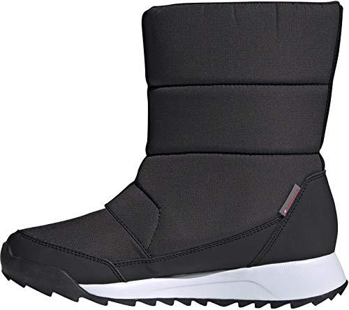 adidas Terrex Choleah Boot C.RDY, Botas de Hiking Mujer, NEGBÁS/FTWBLA/Gricua, 36 EU